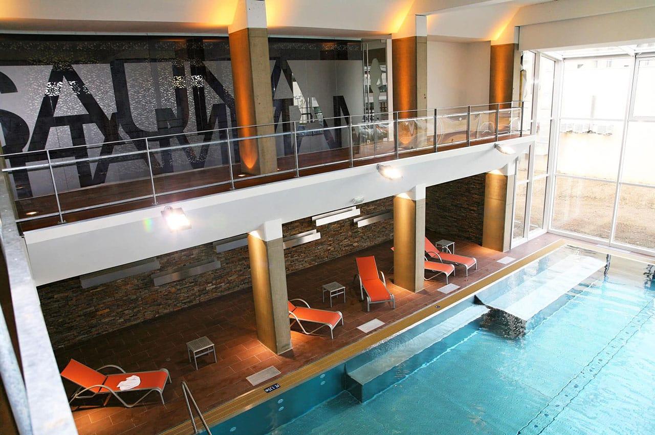 Relaxation et piscine