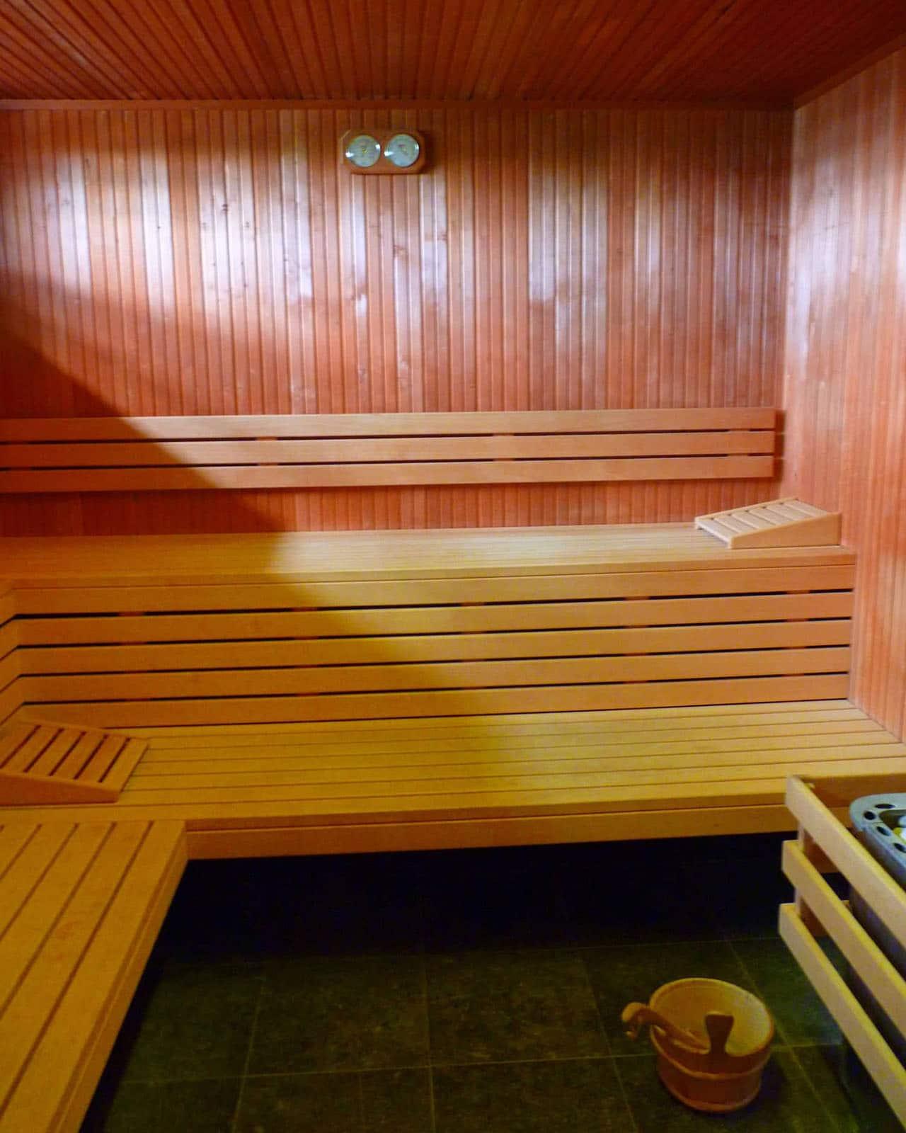 Sauna à Strasbourg