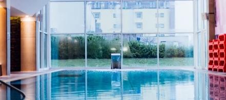 Vidange de la piscine du 26 au 28 aout inclut