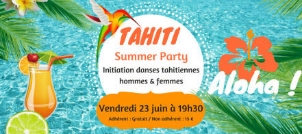 TAHITI SUMMER PARTY