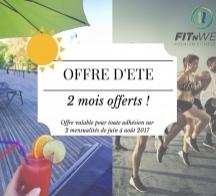 OFFRE D'ETE